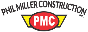 PMC Phil Miller Construction Logo