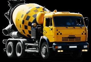PMC Concrete Truck