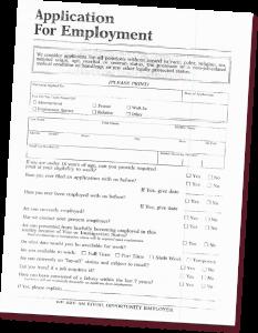PMC Recruitment Form